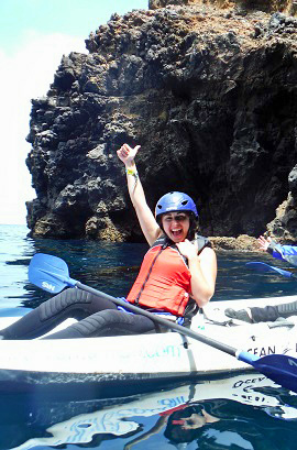 channel islands kayaking tours