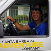 Ricardo Filipouski - Tour Guide Santa Barbara Adventure Co.
