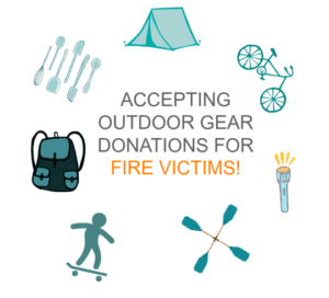 santa barbara fire victim donations